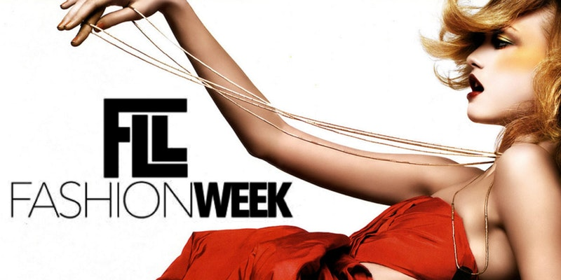 FLL Fashion Week – Debut's on the Rooftop on 1 Las Olas Blvd- City of Ft Lauderdale – An Official Event – through  March 17
