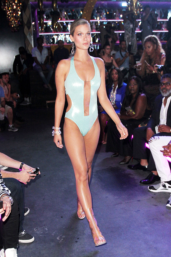 Mint Swim 2017 Collection at SwimMiami - Runway
